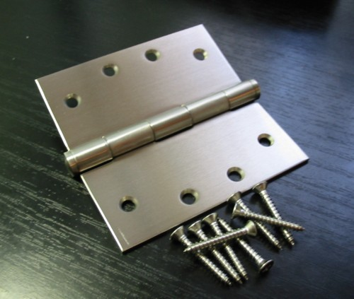 Butt Hinges - 100x100x2.5mm SOLD OUT*