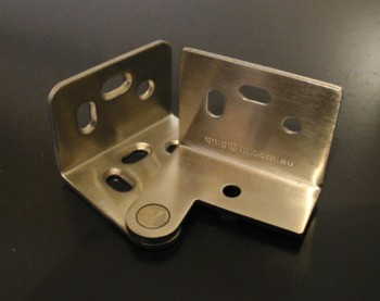 Pivot Hinge Easy Fit Stainless Steel SOLD OUT